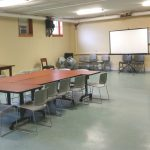 Photograph of the Forest Park Community Room
