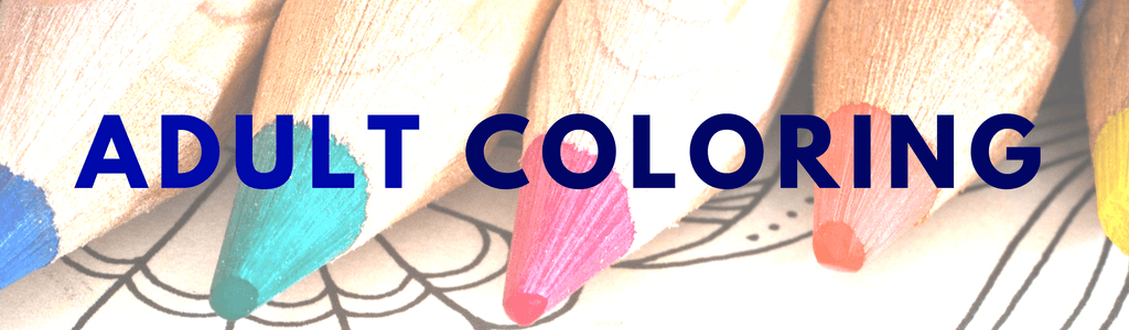 Color My World – Relaxing Coloring Time for Grown-Ups