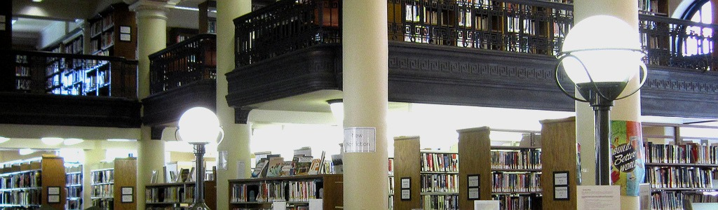 Central Library | Springfield City Library