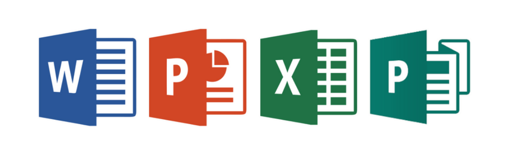 Microsoft word excel and powerpoint