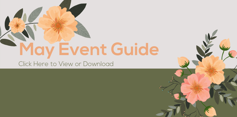 May Event Guide Slider