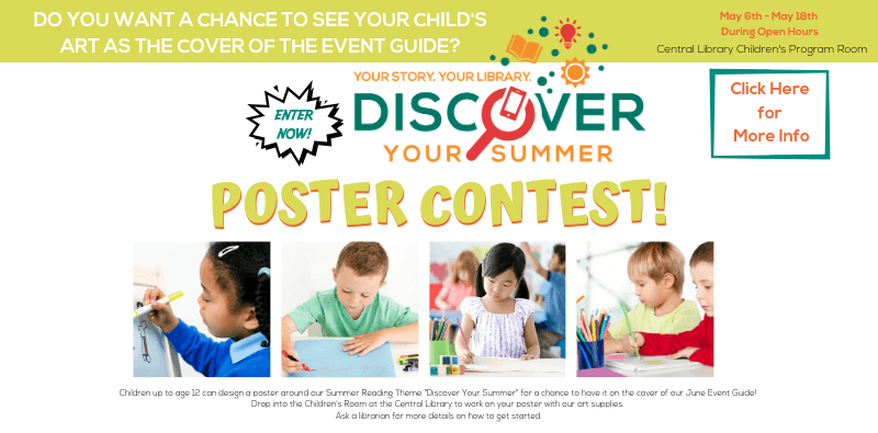 POSTER CONTEST!