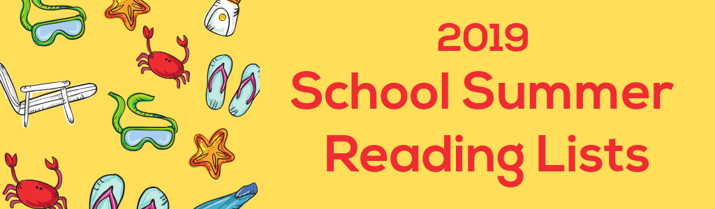 2019 School Summer Reading Lists Image