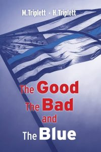 Book Cover - THe Good, The Bad, and The Blue