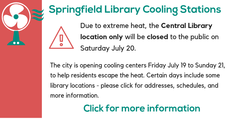 Heat Advisory and Cooling Stations