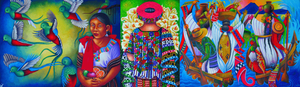 Art Central Presents A Mayan Tapestry – Sept 2 through Oct 31
