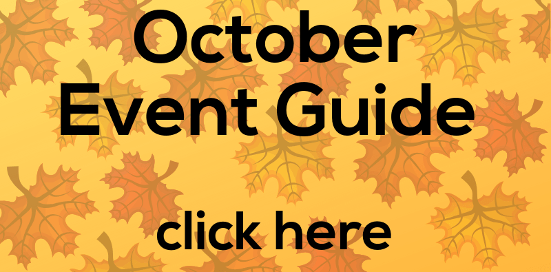 October Event Guide