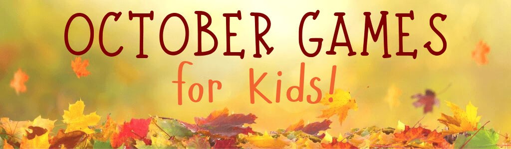 October Games for Kids