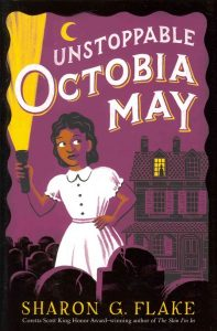 Unstoppable Octobia May book cover