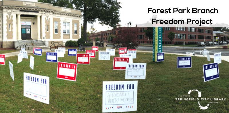 Forest Park Freedom Project