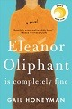 July, Eleanor Oliphant is Completely Fine Book Cover