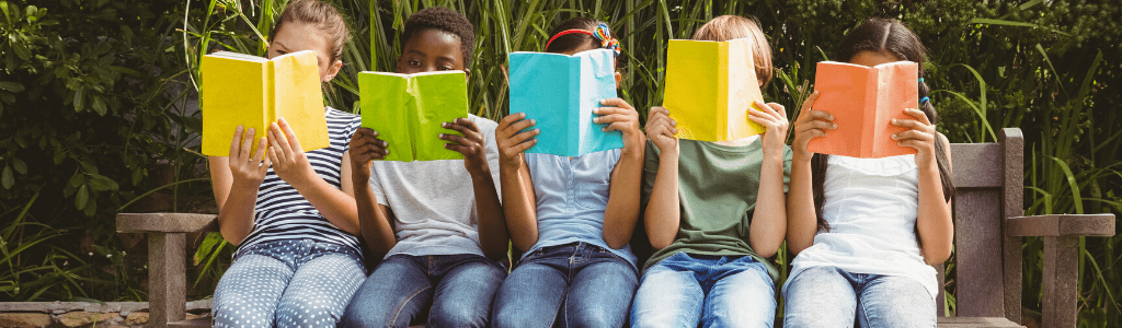 Silent Book Club for Teens