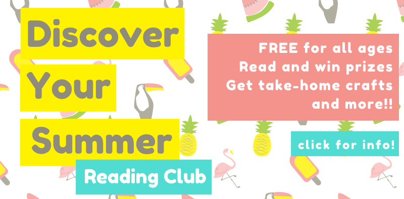 Discover Your Summer Reading Club