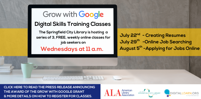 Digital Skills Training Slider