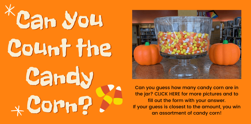 Guess the Candy Corn Count