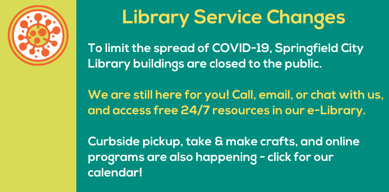Library Services During the Coronavirus Pandemic