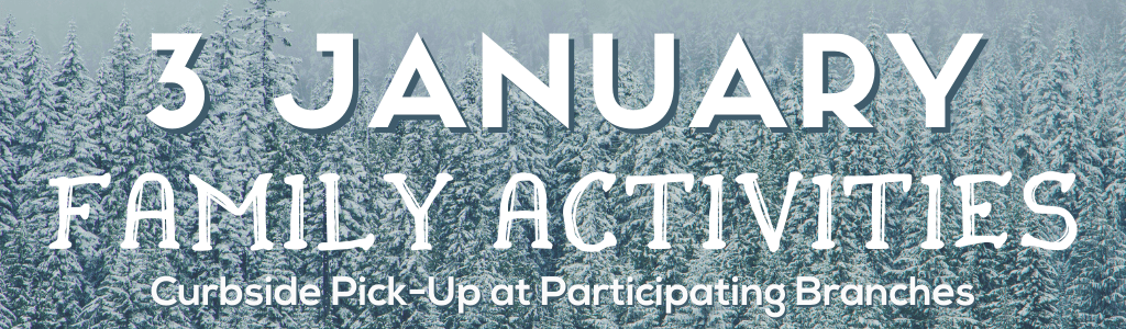 January Family Activities