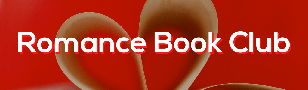 Romance Book Group Web Header