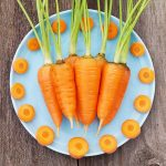Red Cored Cantenay Carrot
