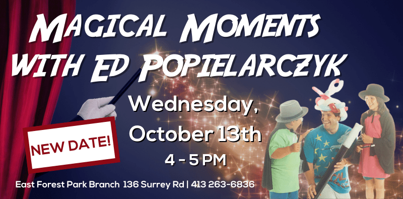 Magical Moments October 13 New Date